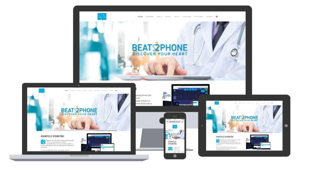 Selkeät ja näyttävät nettisivut yrityksellesi, myös verkkokaupat ja tuotekatalogit